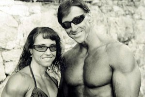 Tina Smith and Bob Bell WNBF Pro USA INBF California Natural Muscle Mayhem Gatorz Eyewear