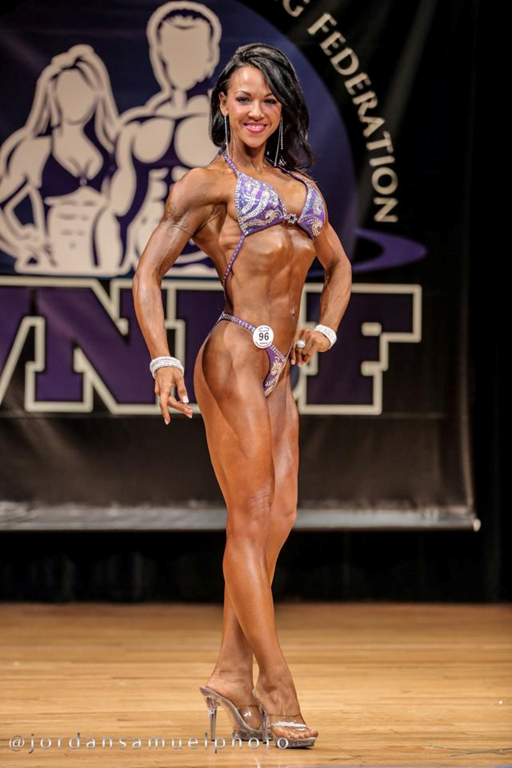 Heather Drake 2014 WNBF Pro Worlds Figure Champion