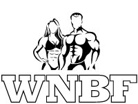 World Natural Bodybuilding Federation Retina Logo