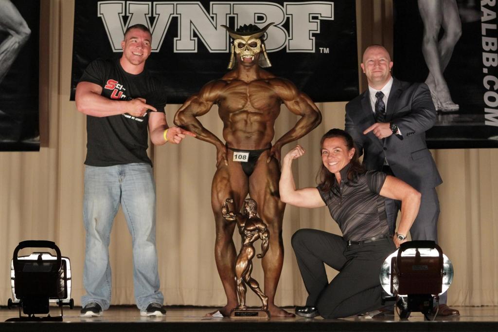 Join WNBF - Where the Elite Compete