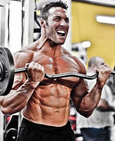 WNBF Pro Bodybuilder Rich Gozdecki