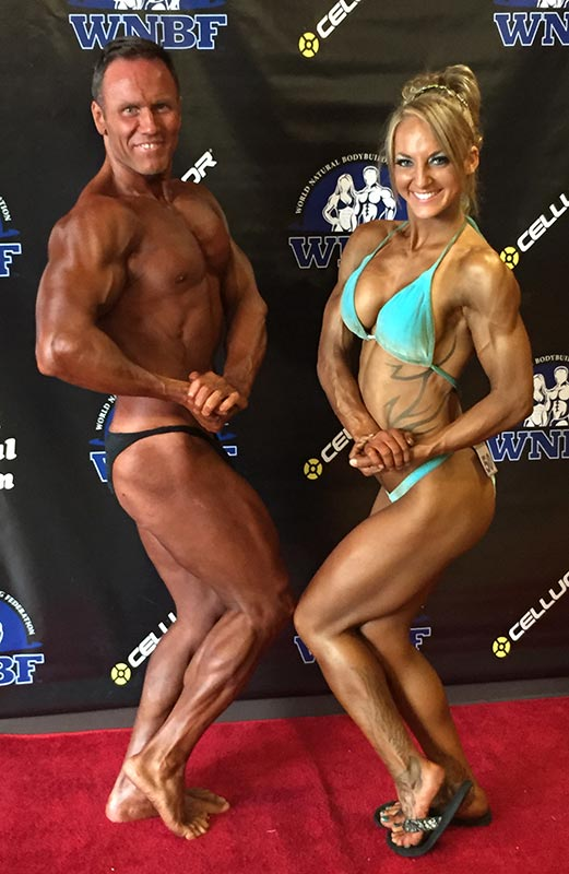 WNBF Figure Pro Jennie Laurent