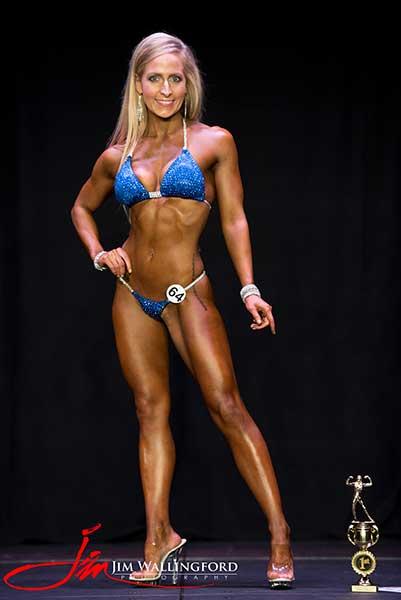 WNBF Pro Amy Rausch