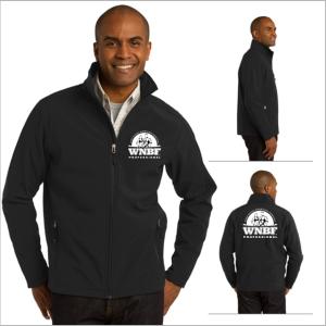 Men's WNBF Professional Soft Shell Jacket