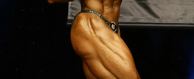 WNBF Pro Bodybuilder Martin Ortiz