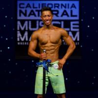 Patrick MacInnis WNBF Professional Natural Men's Physique Pro WNBF Featured Athlete