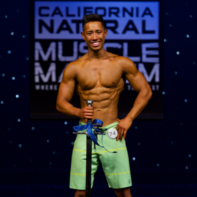 Patrick MacInnis WNBF Professional Natural Men's Physique Pro WNBF Featured Athlete