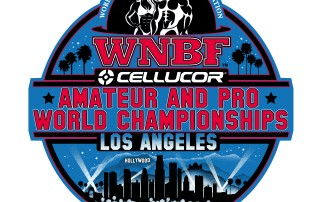 2016 Cellucor INBF and WNBF Worlds Apparel Logo