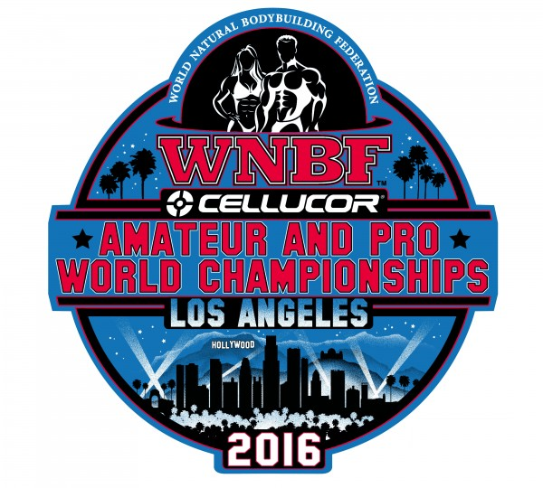 2016 Cellucor INBF and WNBF Worlds Apparel Logo