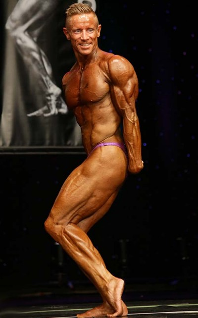 WNBF Pro Thomas Nordal Rasmussen 2015 WNBF Pro World Championships Atlantic City New Jersey