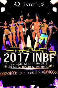 2017 INBF Natural Connecticut WNBF Pro Qualifier