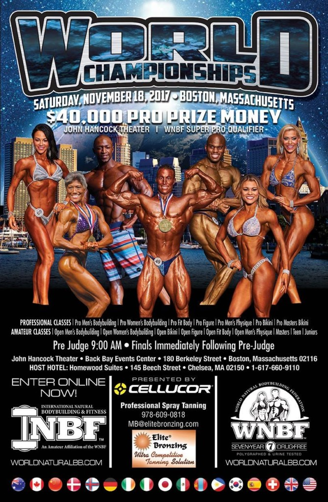 2017 INBF WNBF Cellucor World Championships