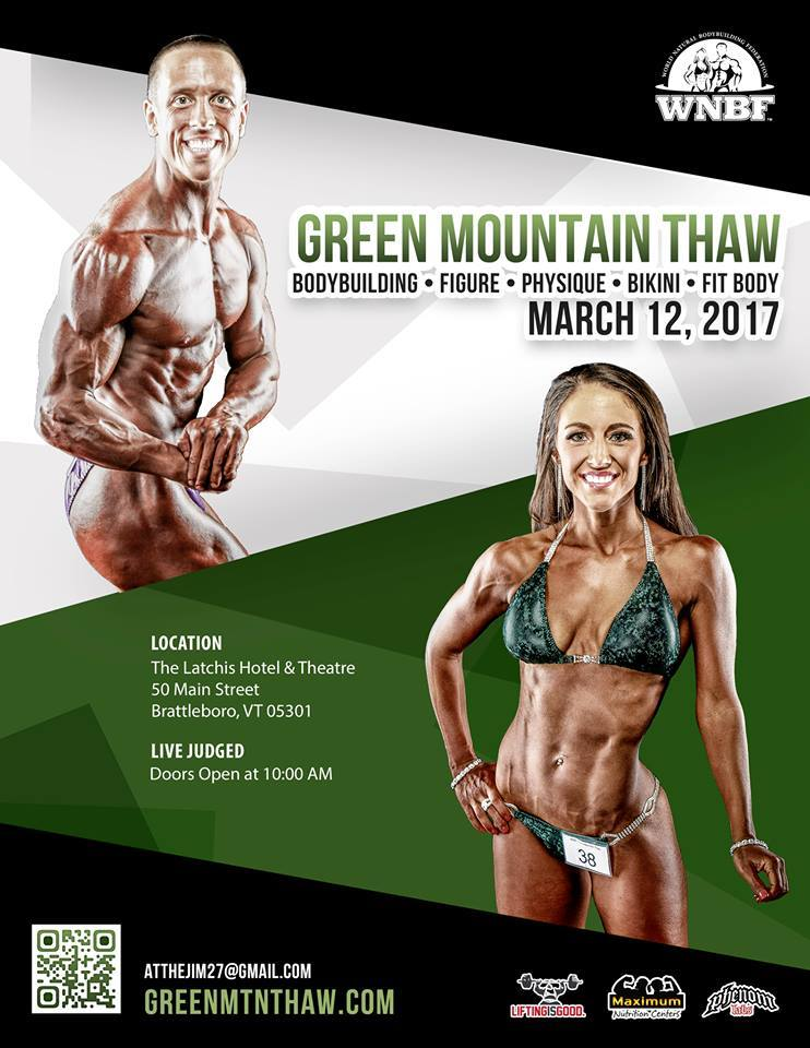 Green Mountain Thaw 2017