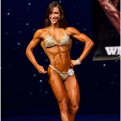 Hayley Hirshland WNBF Pro Fit Body and Figure Champion WNBF Featured Athlete