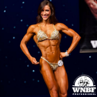 Hayley Yamanaka WNBF Pro USA Figure WNBF Featured Athlete