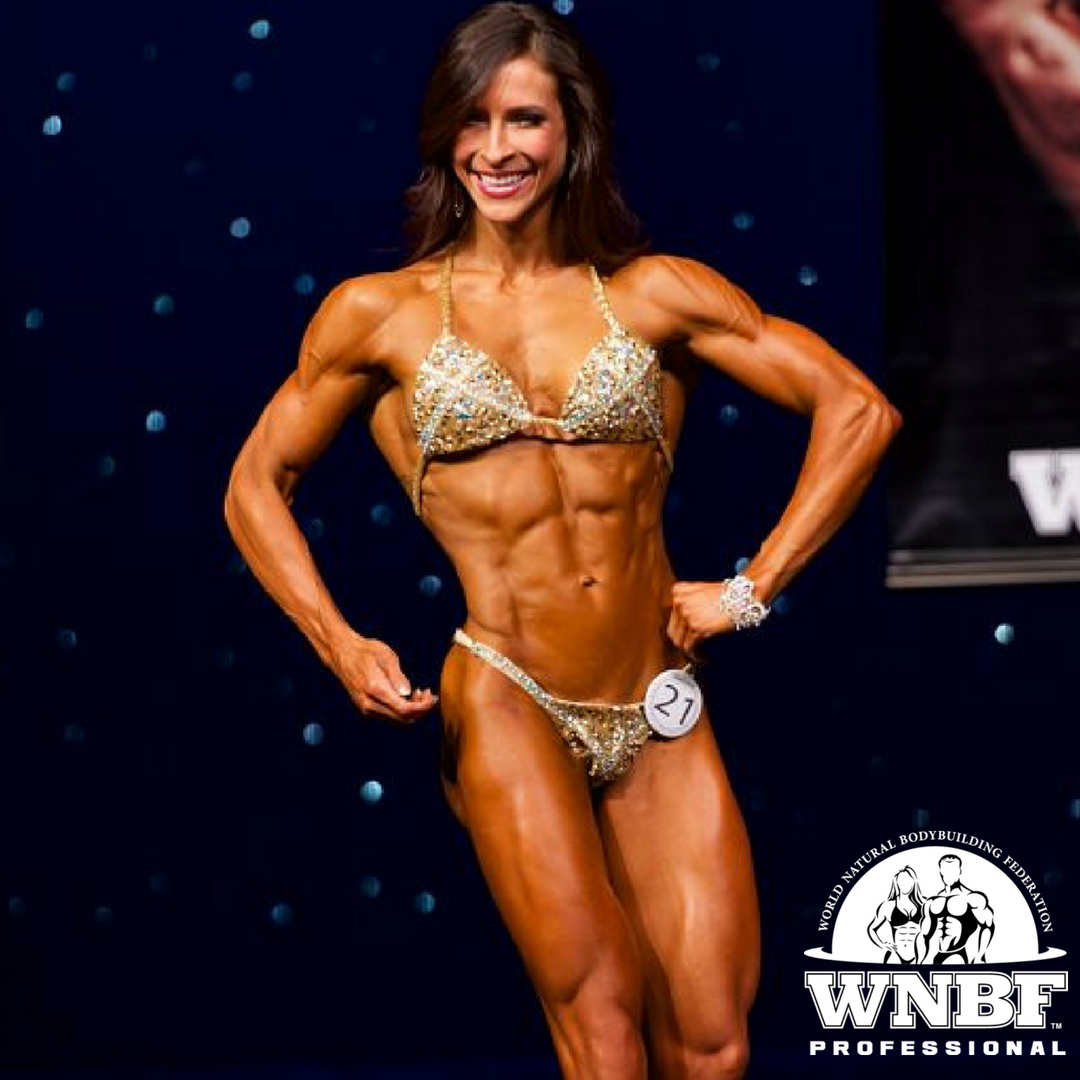 Hayley Yamanaka WNBF Pro USA Figure WNBF Featured Athlete