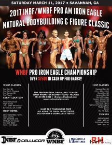 Iron Eagle 2017