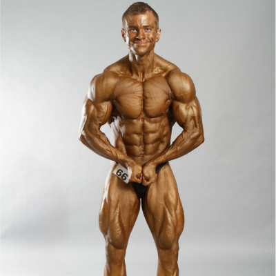 Brian Whitacre WNBF Overall Pro World Champion WNBF Featured Athlete