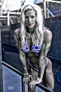WNBF Pro FitBody World Champion Sophie Browne
