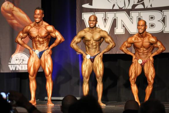 WNBF Pro Men Bodybuilding at Pro Worlds 2016