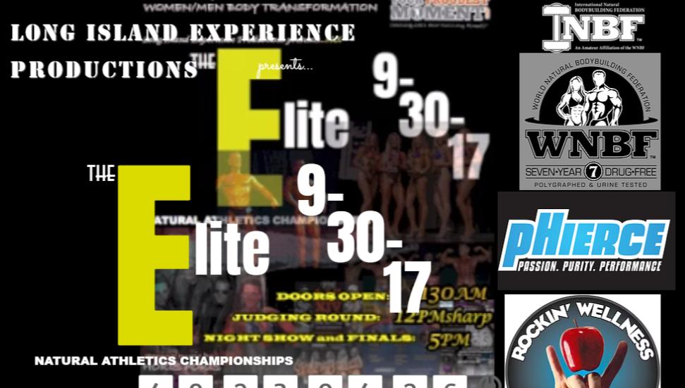INBF Long Island Elite WNBF Pro Qualifier