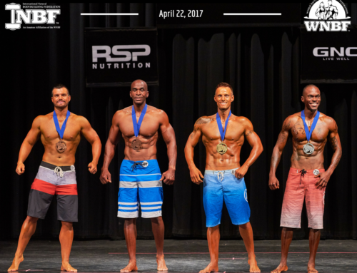 RESULTS 2017 INBF South Carolina Natural