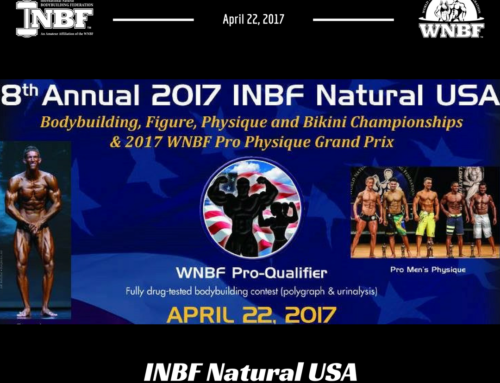 RESULTS 2017 Natural USA Pro/Am