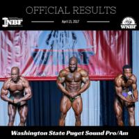 Results 2017 INBF Washington State Puget Sound
