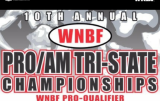 2017 INBF WNBF Tri State Natural Official Results