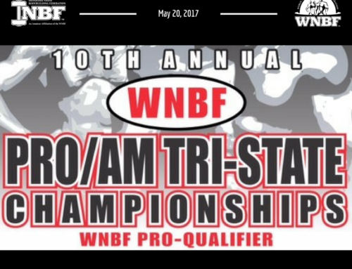 RESULTS 2017 Tri State Pro/Am