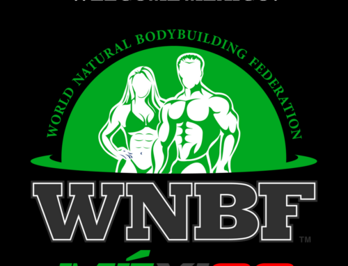 Welcome WNBF Mexico