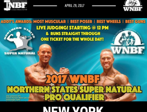 RESULTS 2017 INBF Northern States Super Natural