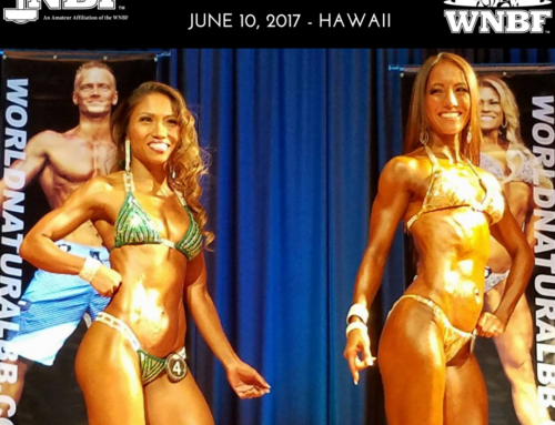 RESULTS 2017 INBF Cellucor Polynesian Muscle Mayhem