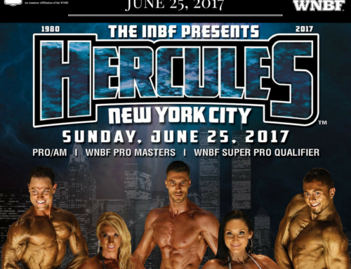 RESULTS: Hercules & Pro Masters