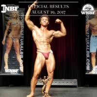 Results 2017 INBF L.A. Natural Muscle Mayhem Natural Bikini, Bodybuilding, Figure, Fit Body, and Men's Physique Drew DeCoud