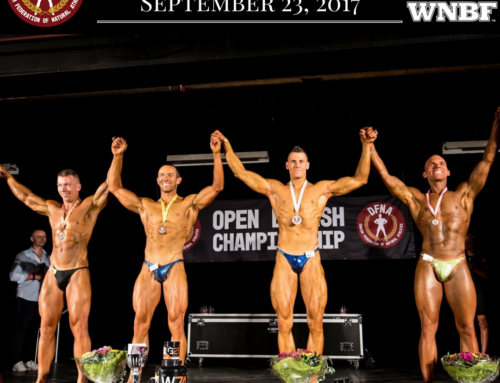 RESULTS: DFNA Open Championships