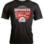 2017 Commemorative Worlds Event T-shirt