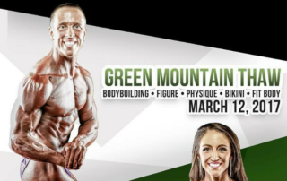 Results 2017 INBF Green Mountain Thaw WNBF Pro Qualifier Brattleboro, MA