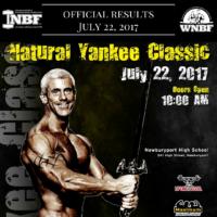 Results 2017 INBF Yankee Classic WNBF Pro Qualifier Newburyport, MA