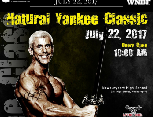 RESULTS: 2017 INBF Yankee Classic