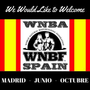 WNBA Spain WNBF International Affiliate Welcome WNBA WNBF Spain