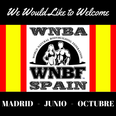 WNBA Spain WNBF International Affiliate Welcome WNBA WNBF Spain