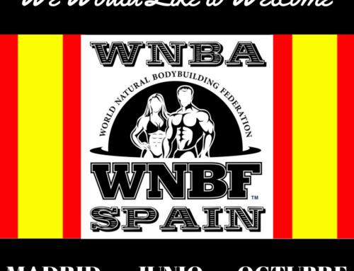 Welcome WNBA WNBF Spain
