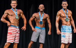 Competition Results 2017 INBF Natural PC North Carolina