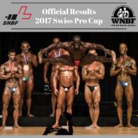 Results 2017 WNBF Swiss Pro Cup SNBF Switzerland World Affiliate
