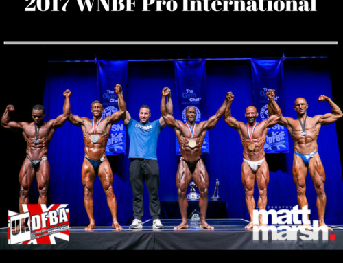 Results: 2017 Pro International