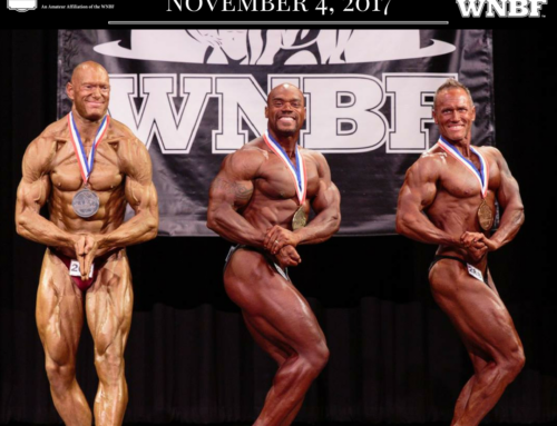 RESULTS: WNBF & INBF Monster Mash
