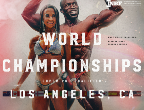 2018 Worlds Announcement