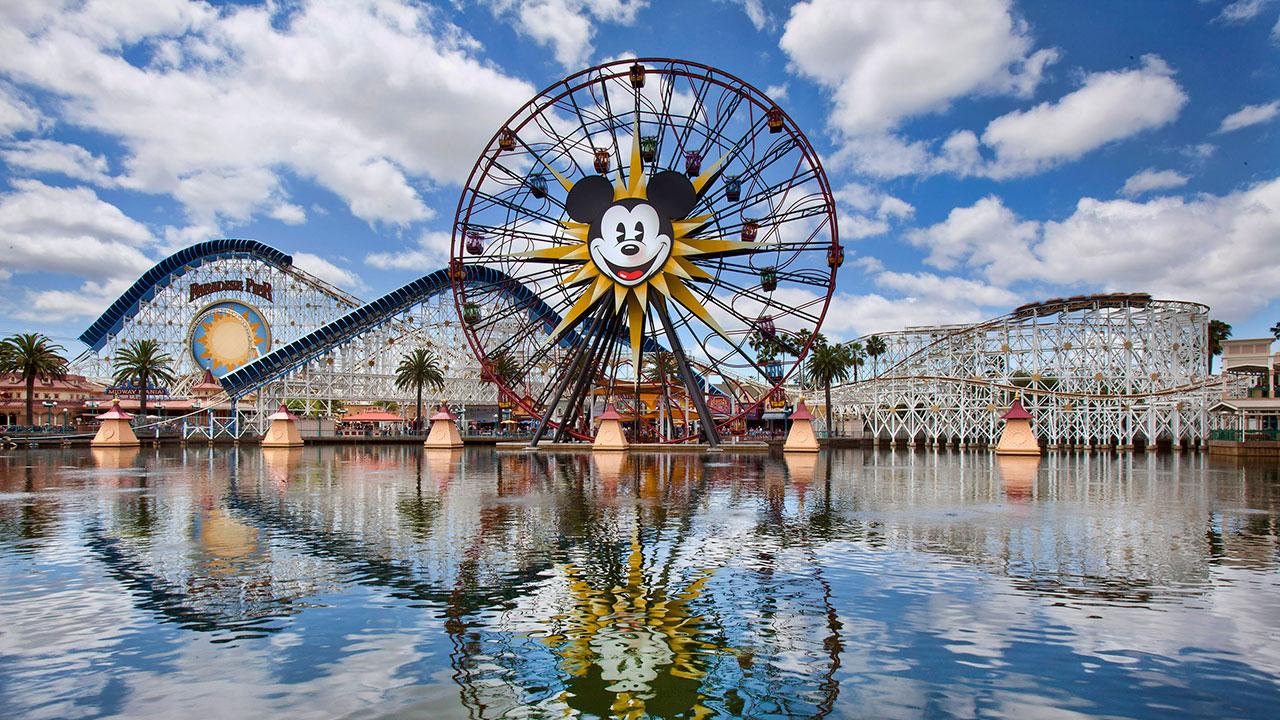 Disneyland Ferris Wheel