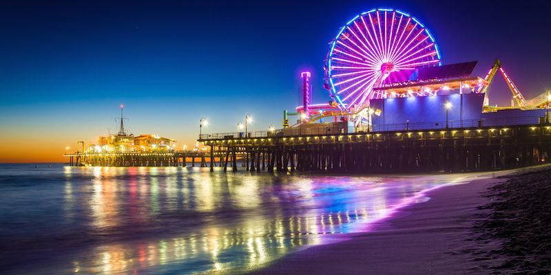 Redondo Beach California